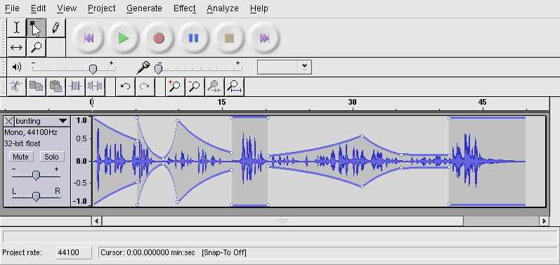 The Linux soundfile editor roundup