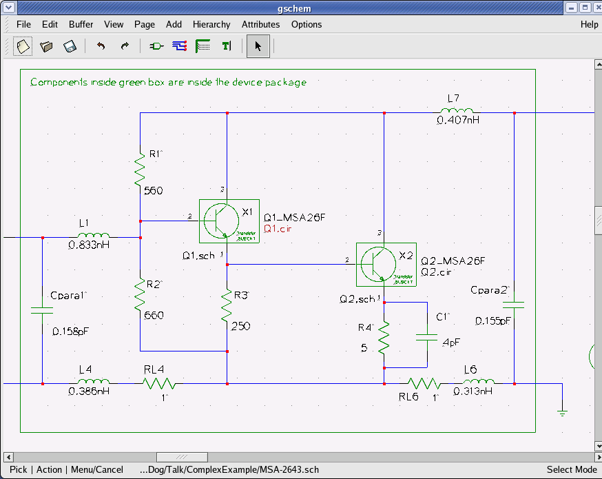 Circuit Design on Your Linux Box Using gEDA