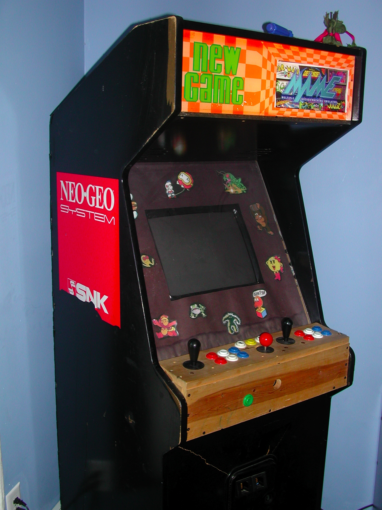 Good Build Your Own Arcade Game Player And Relive The U002780s!