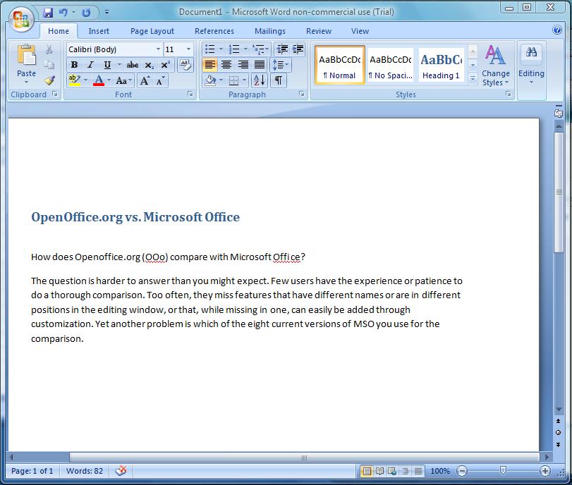 microsoft essay