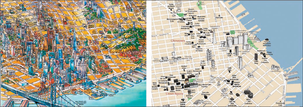Design Principles for Visual Communication – San Francisco Tourist Map Pdf