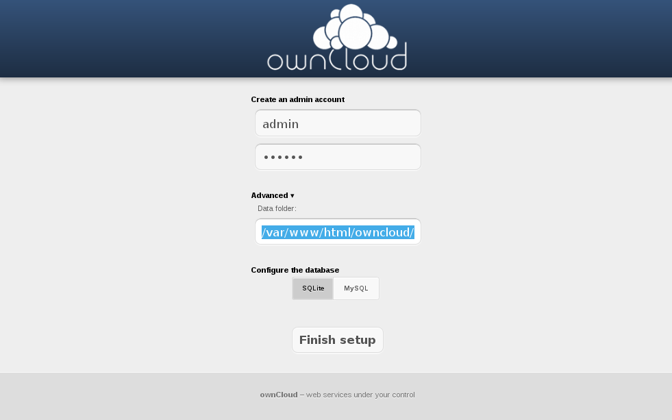 A Look at ownCloud