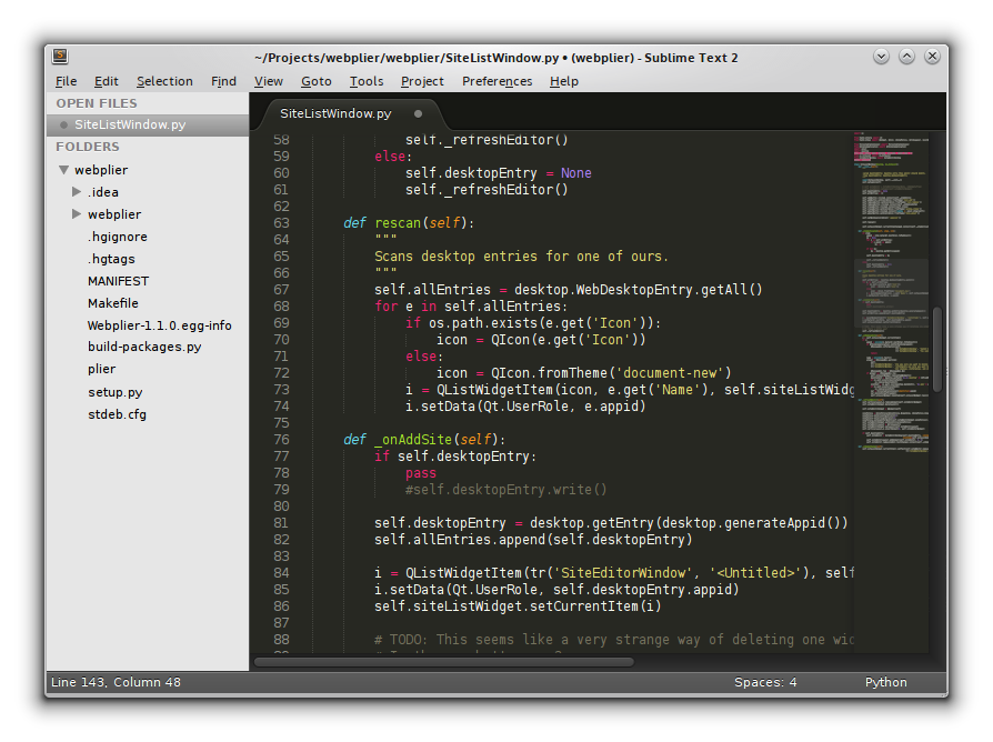 Sublime Text: One Editor to Rule Them All?