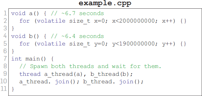 Coz: Finding Code that Counts with Causal Profiling | June