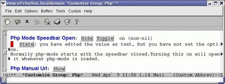 Intermediate Emacs hacking